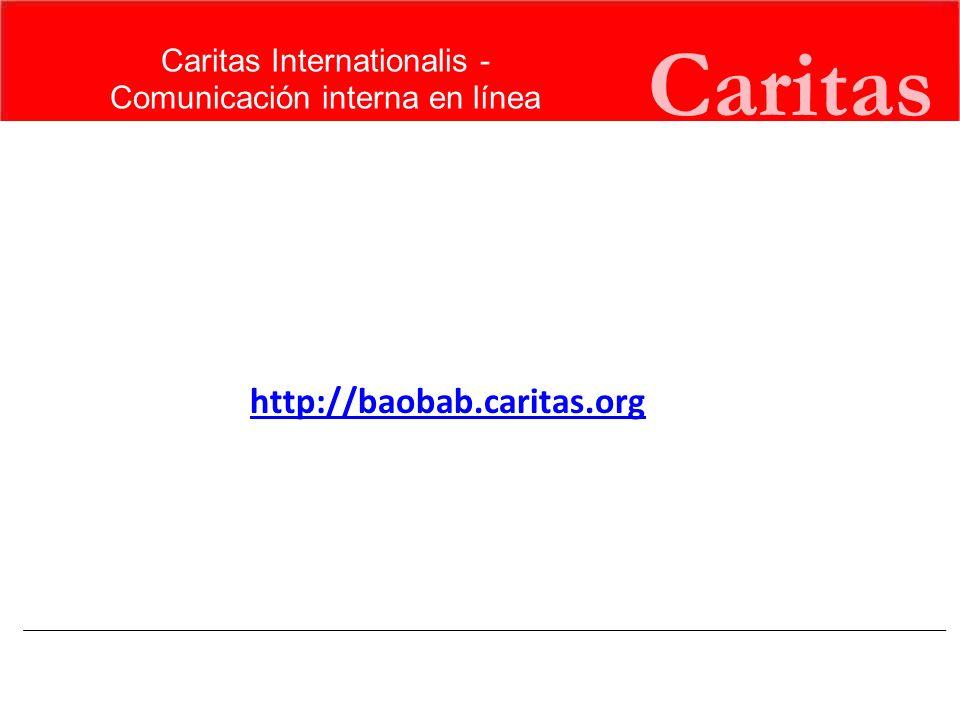 Caritas http://baobab.caritas.org Caritas Internationalis -