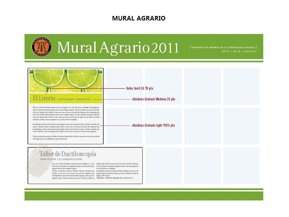 MURAL AGRARIO