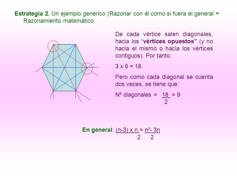En general: (n-3) x n = n²- 3n