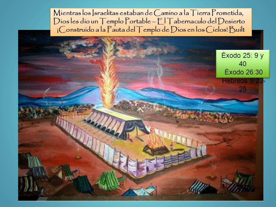 ¡Construido a la Pauta del Templo de Dios en los Cielos! Built