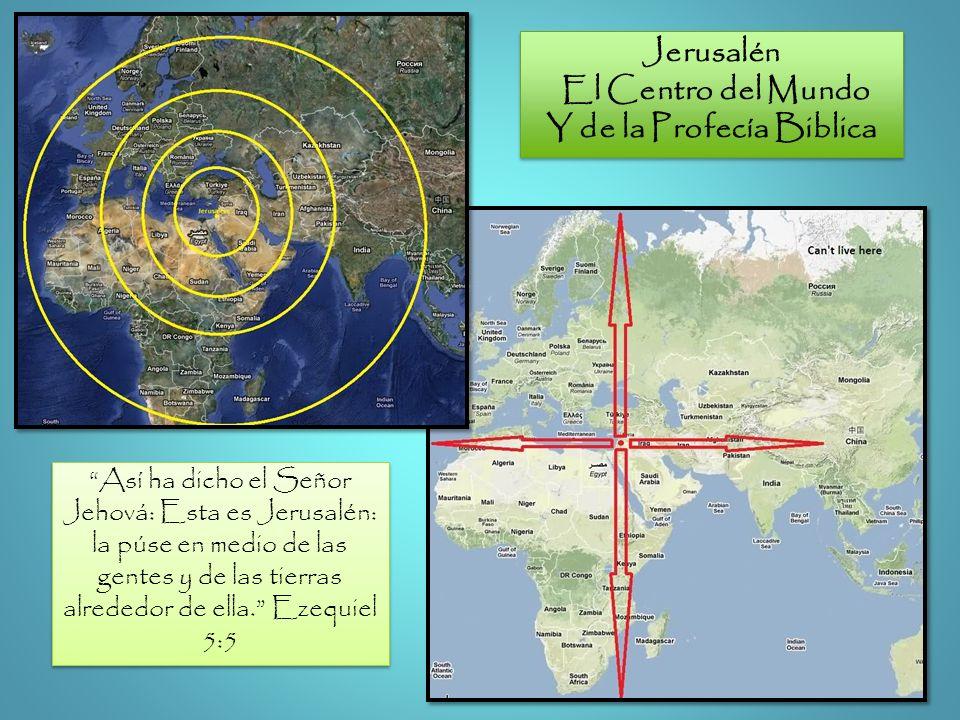 Y de la Profecía Biblica