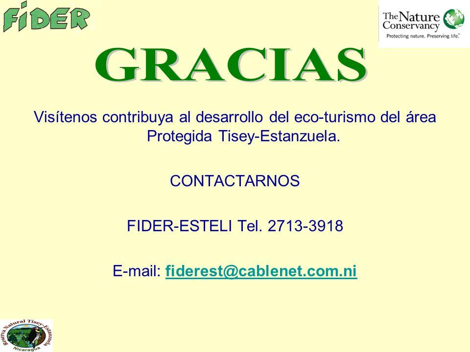 E-mail: fiderest@cablenet.com.ni