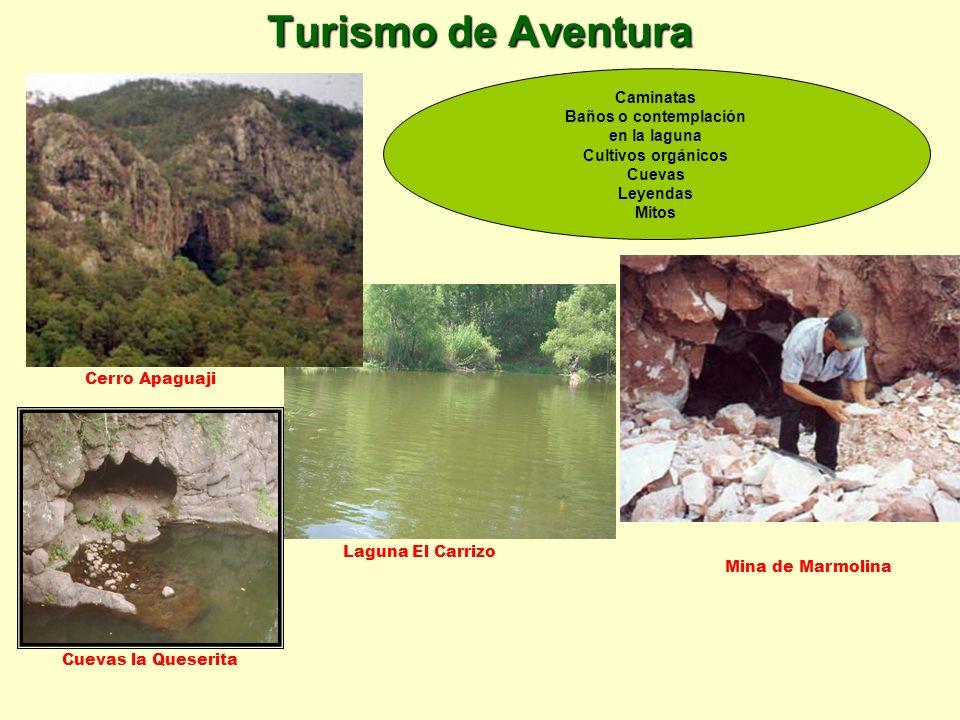 Turismo de Aventura Caminatas Baños o contemplación en la laguna