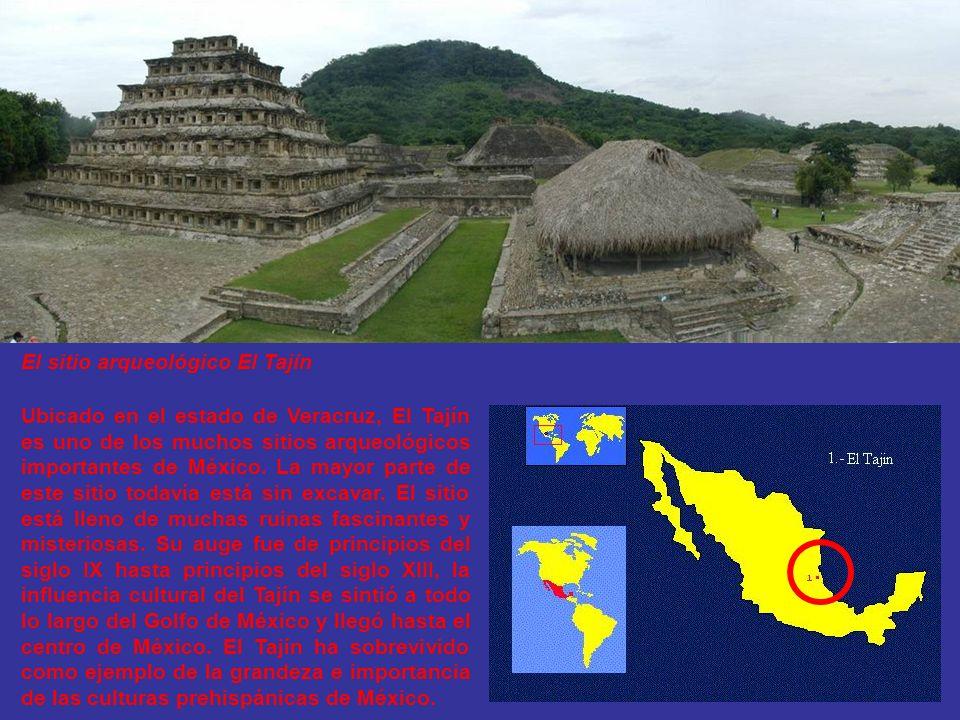 El sitio arqueológico El Tajín