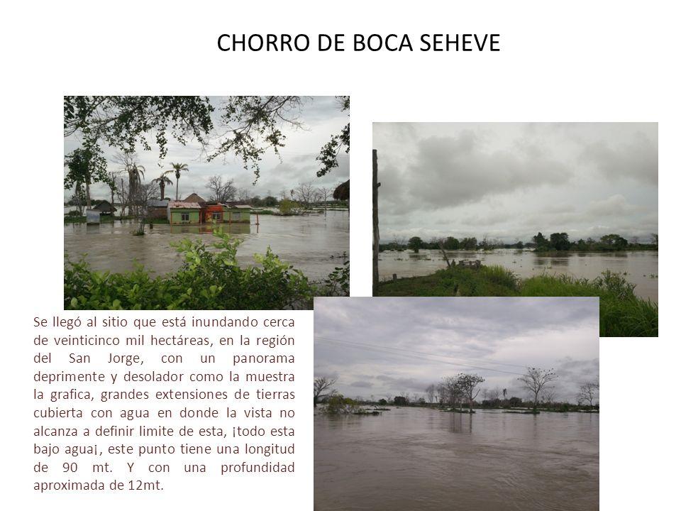 CHORRO DE BOCA SEHEVE
