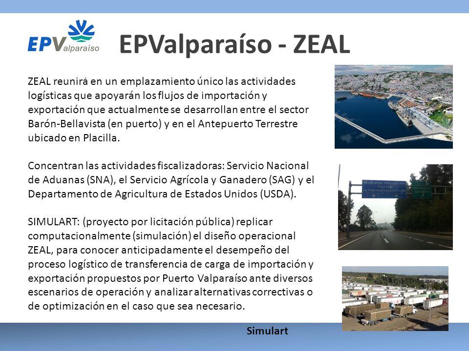 EPValparaíso - ZEAL