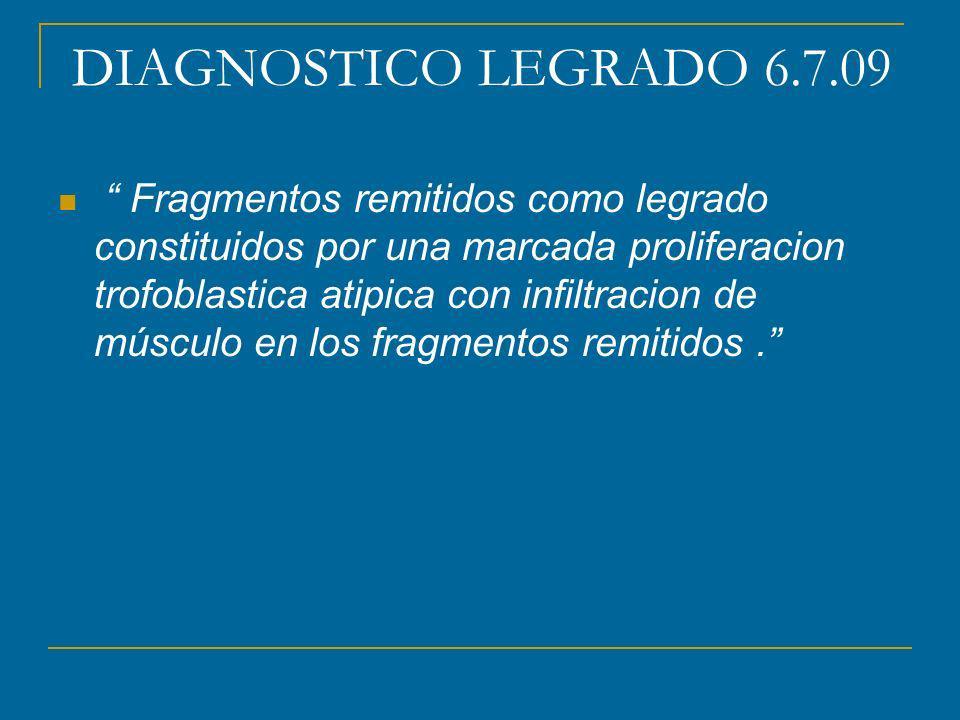 DIAGNOSTICO LEGRADO 6.7.09