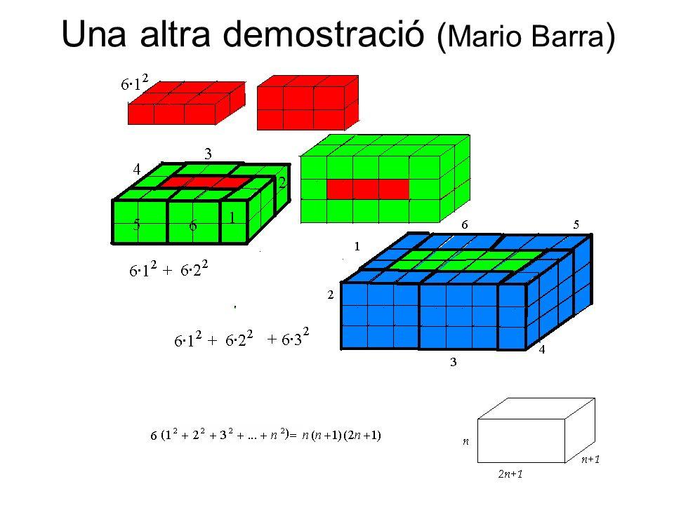 Una altra demostració (Mario Barra)