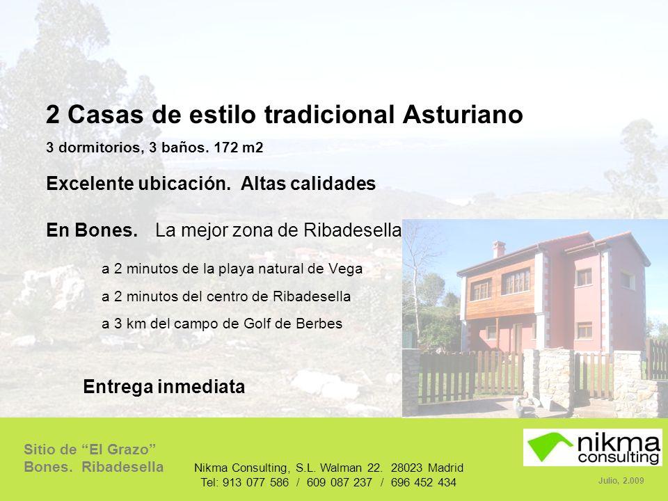 Nikma Consulting, S.L. Walman 22. 28023 Madrid