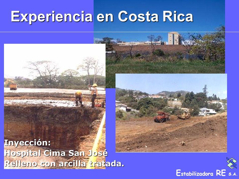 Experiencia en Costa Rica
