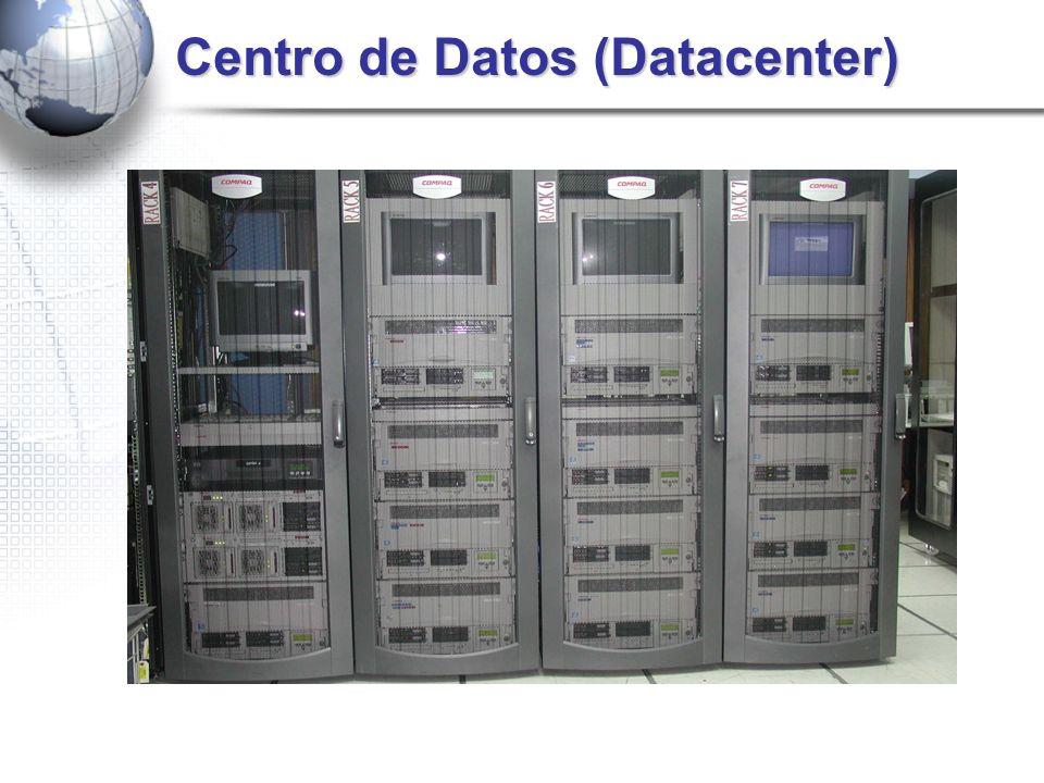 Centro de Datos (Datacenter)