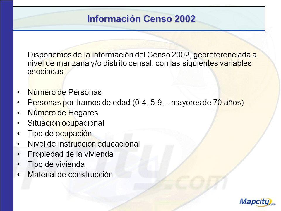 Información Censo 2002