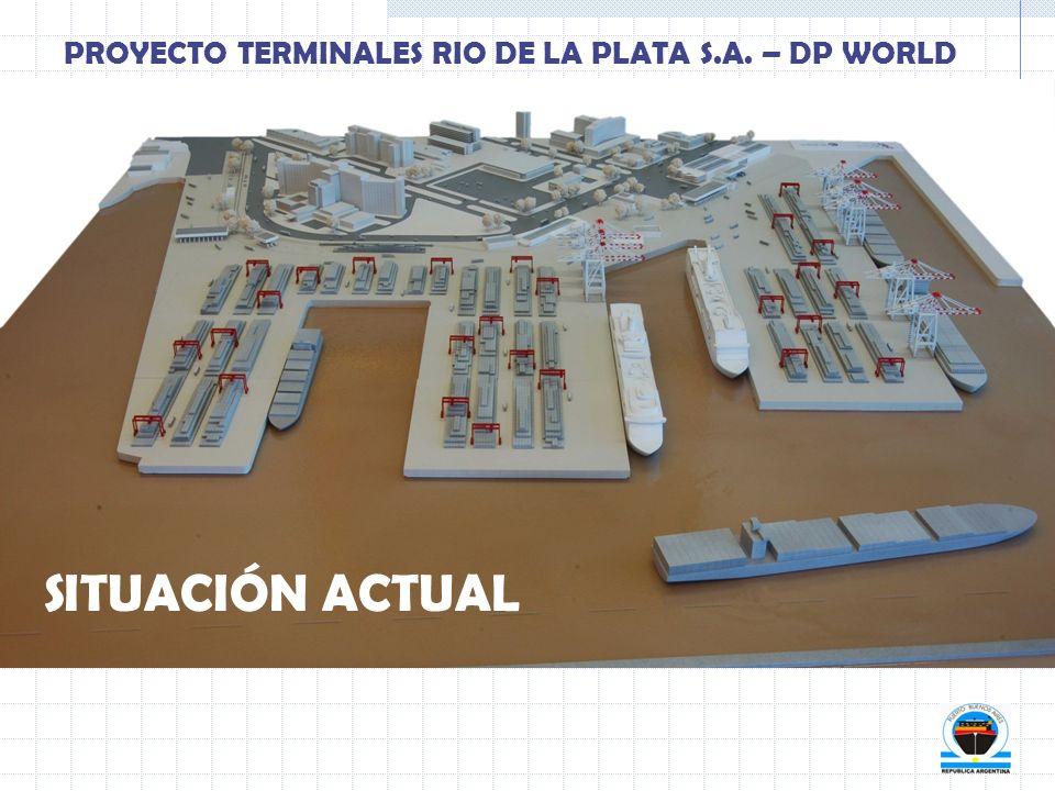PROYECTO TERMINALES RIO DE LA PLATA S.A. – DP WORLD