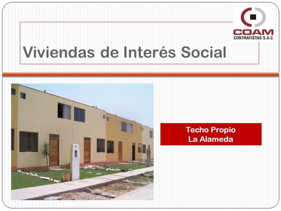 Viviendas de Interés Social