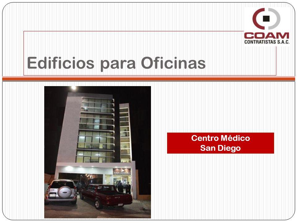 Edificios para Oficinas