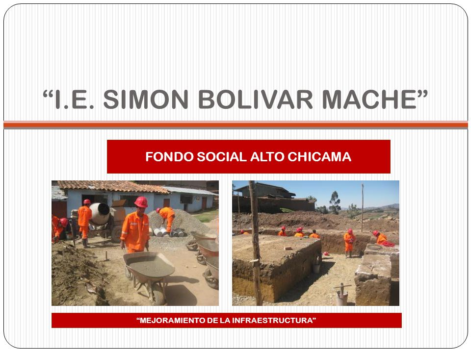 I.E. SIMON BOLIVAR MACHE