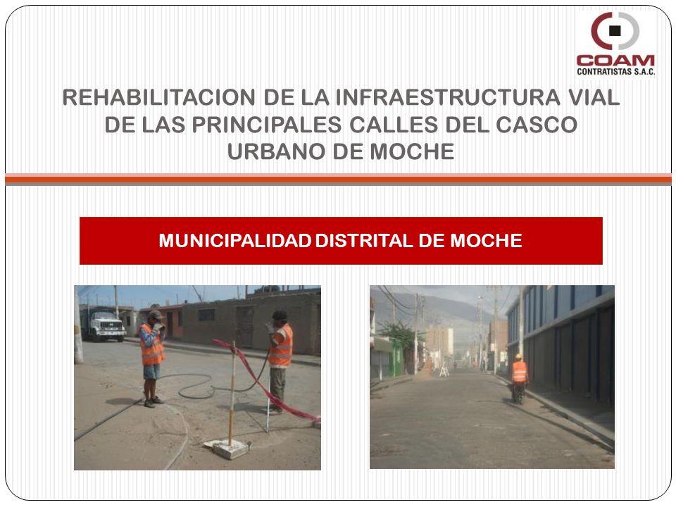 MUNICIPALIDAD DISTRITAL DE MOCHE