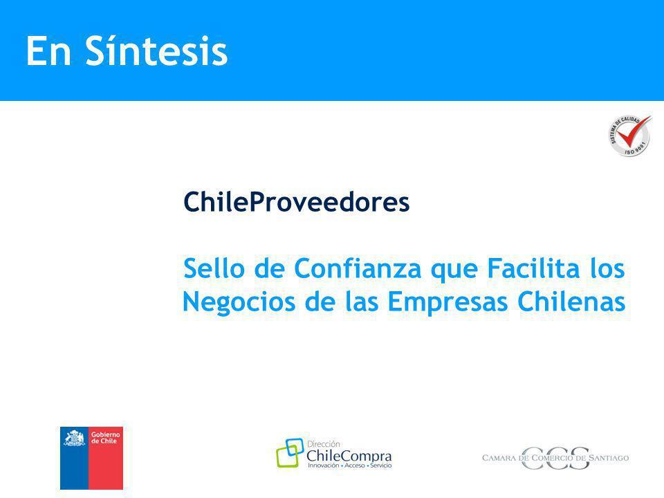 En Síntesis ChileProveedores