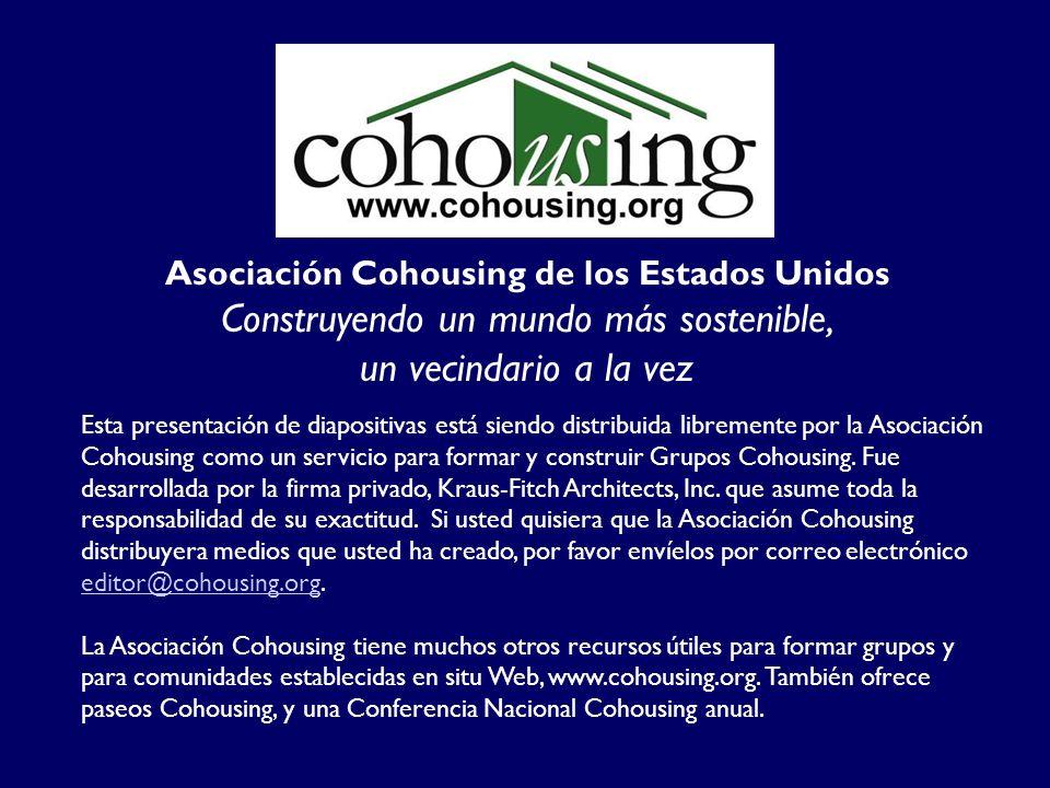 Asociación Cohousing de los Estados Unidos