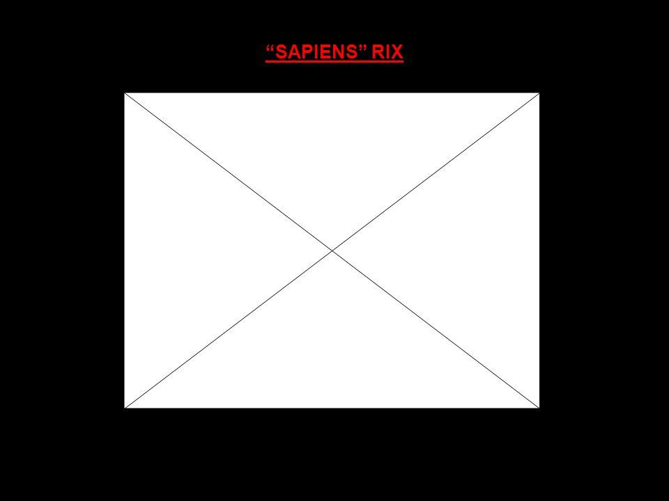SAPIENS RIX