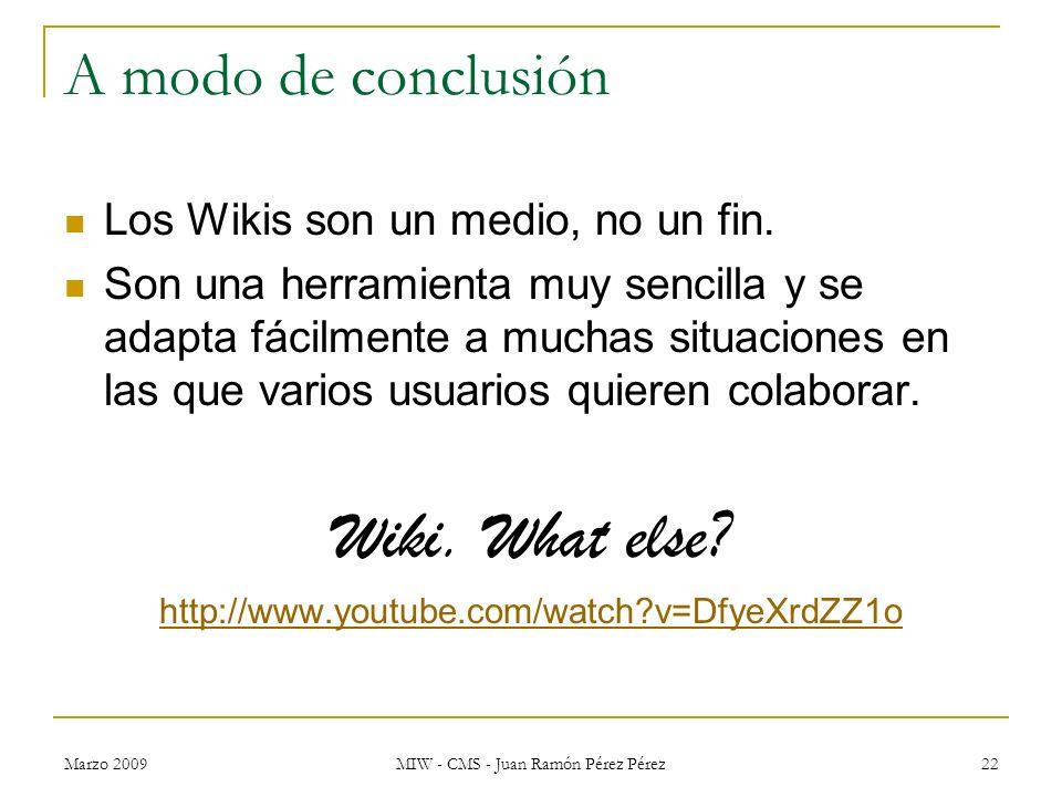 MIW - CMS - Juan Ramón Pérez Pérez