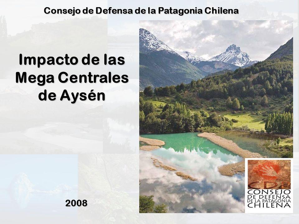 Impacto de las Mega Centrales de Aysén