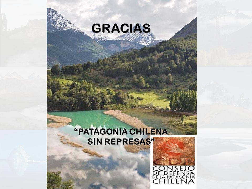 PATAGONIA CHILENA SIN REPRESAS