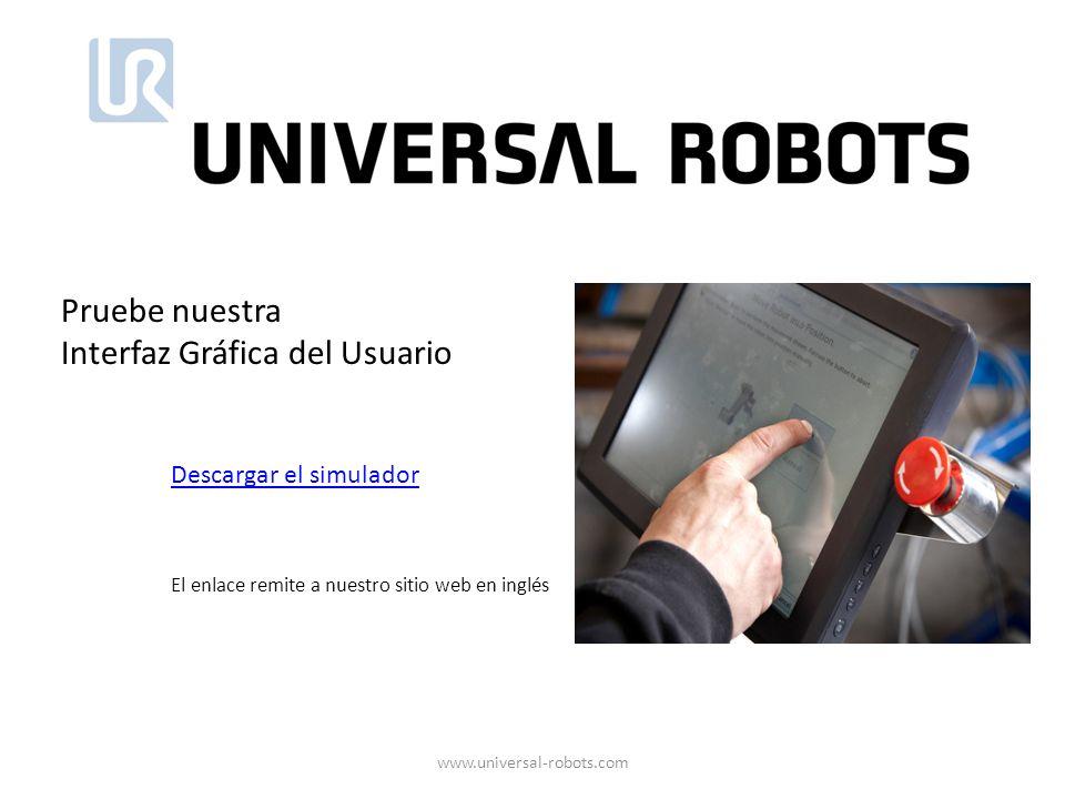 Descargar el simulador El enlace remite a nuestro sitio web en inglés