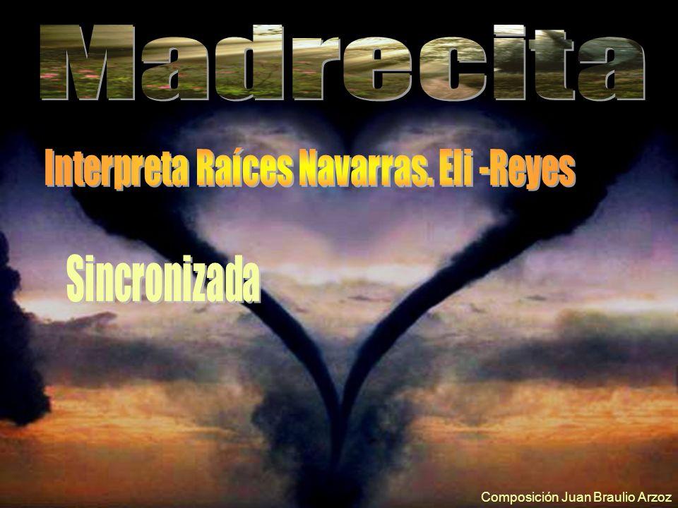 Interpreta Raíces Navarras. Eli -Reyes
