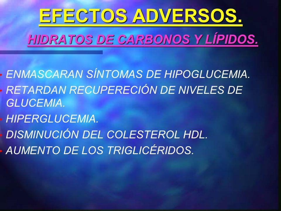 HIDRATOS DE CARBONOS Y LÍPIDOS.