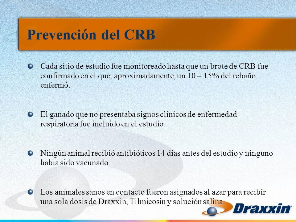 Prevención del CRB