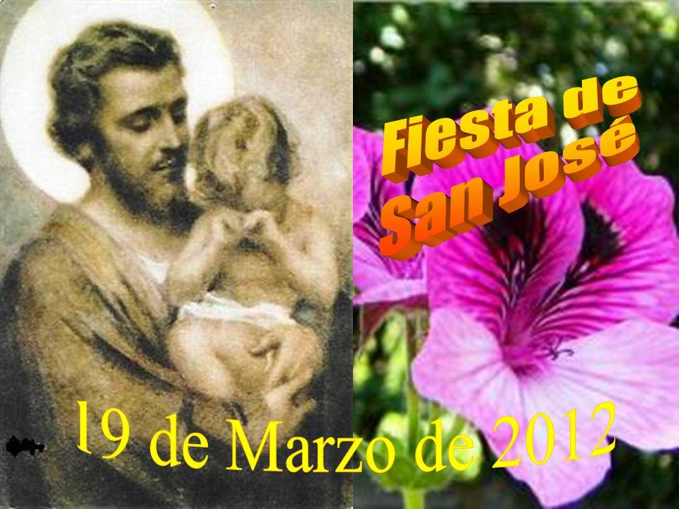 Fiesta de San José 19 de Marzo de 2012
