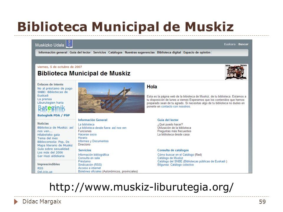 Biblioteca Municipal de Muskiz
