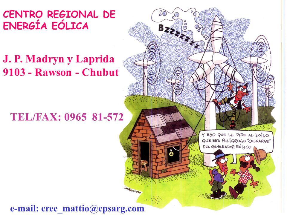 J. P. Madryn y Laprida 9103 - Rawson - Chubut