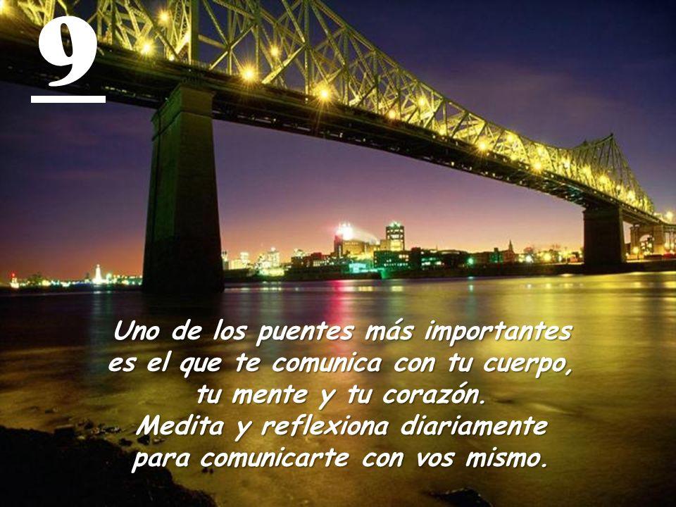 9 Uno de los puentes más importantes
