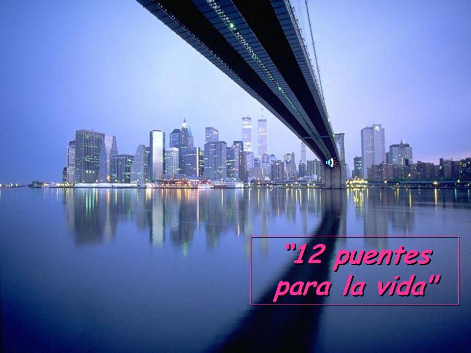 12 puentes para la vida