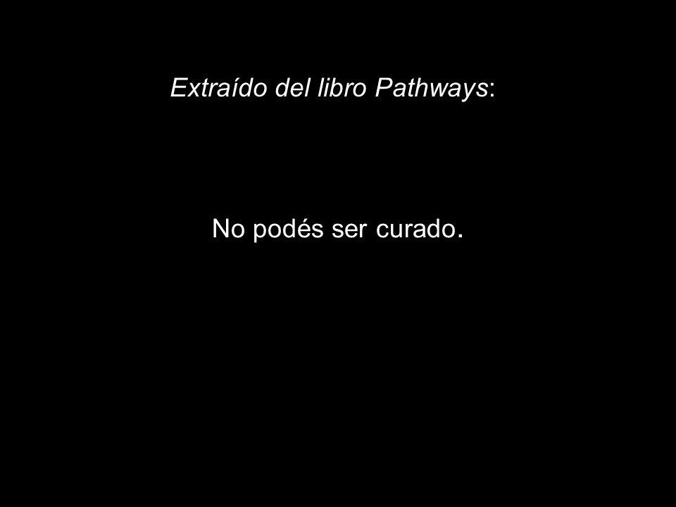 Extraído del libro Pathways: