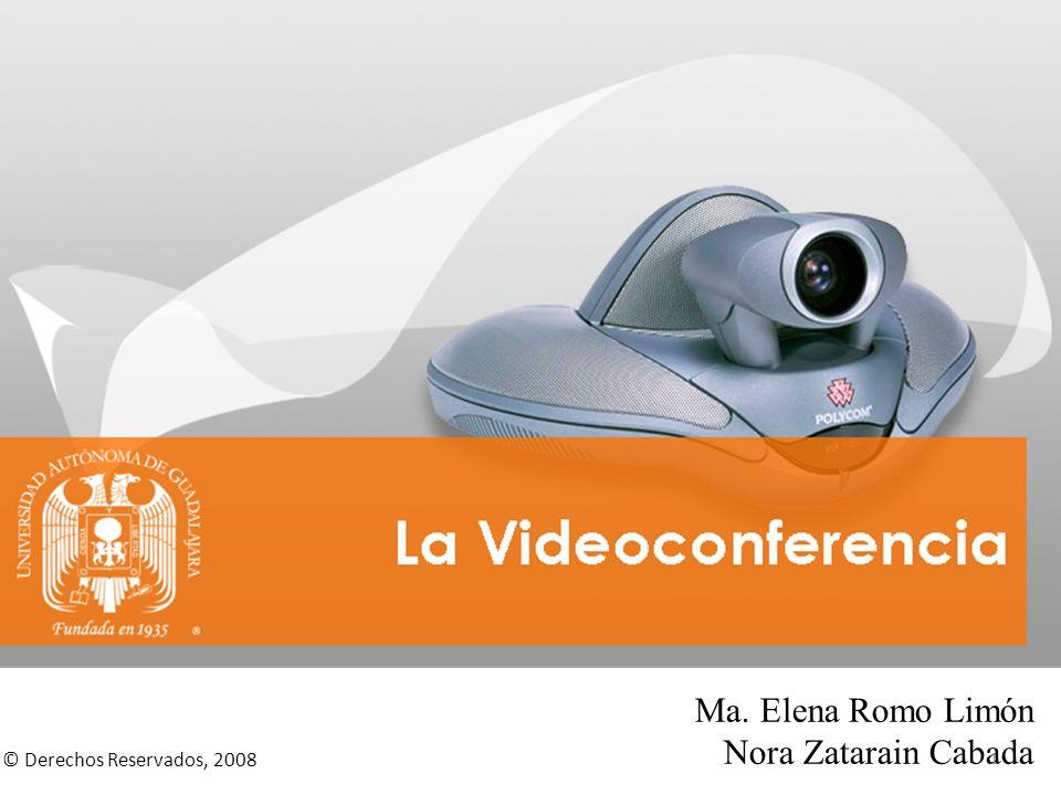Ma. Elena Romo Limón Nora Zatarain Cabada © Derechos Reservados, 2008