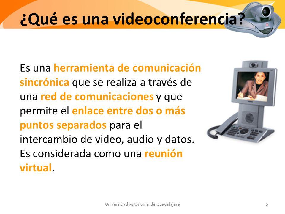 ¿Qué es una videoconferencia