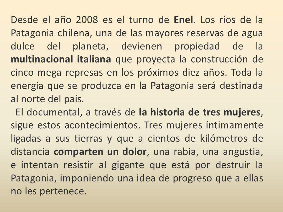Desde el año 2008 es el turno de Enel