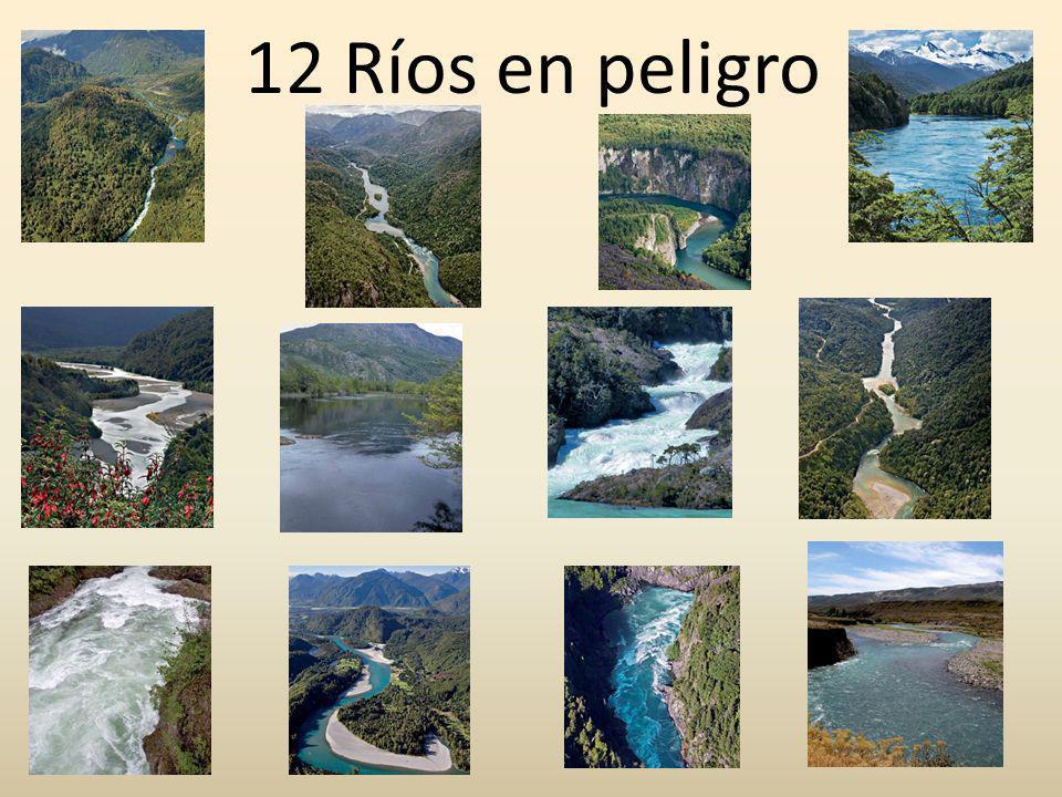 12 Ríos en peligro