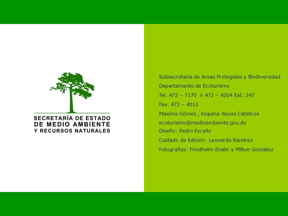 Subsecretaría de Areas Protegidas y Biodiversidad