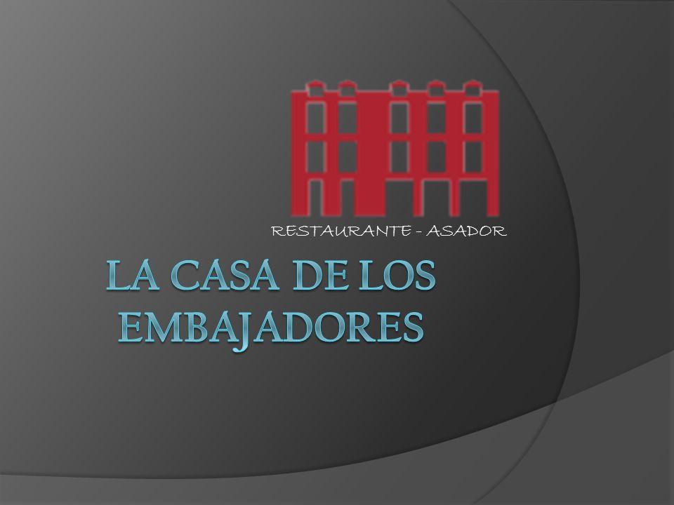 La casa de los embajadores