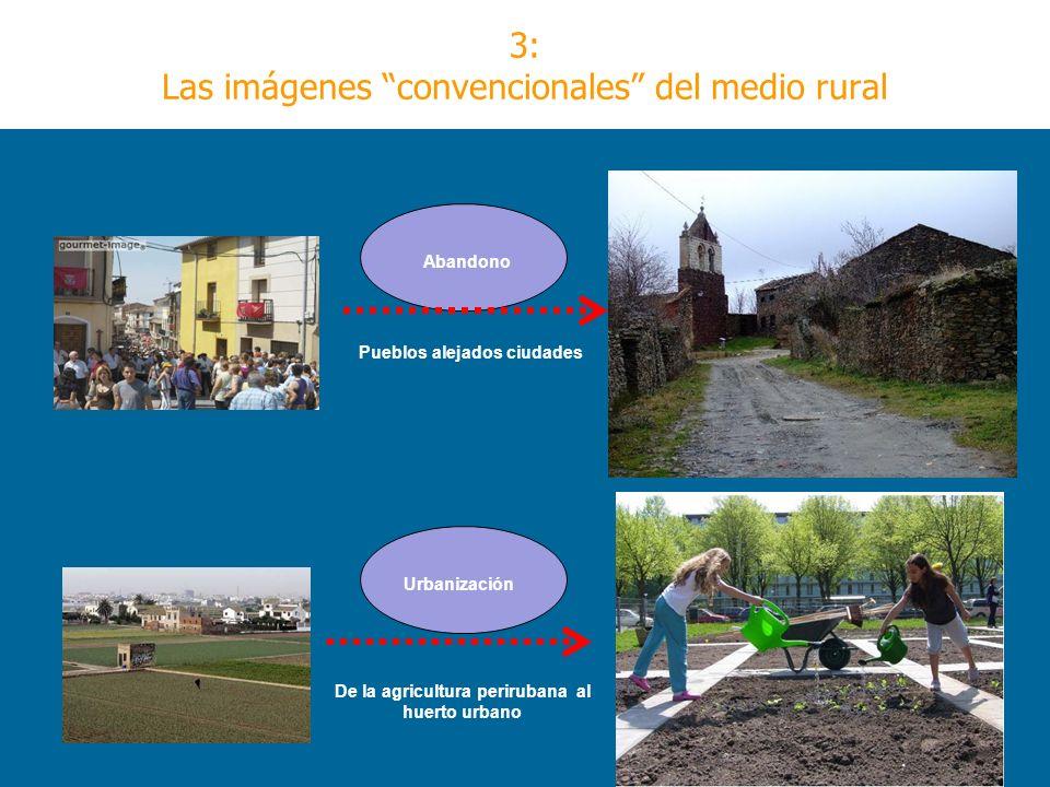 3: Las imágenes convencionales del medio rural
