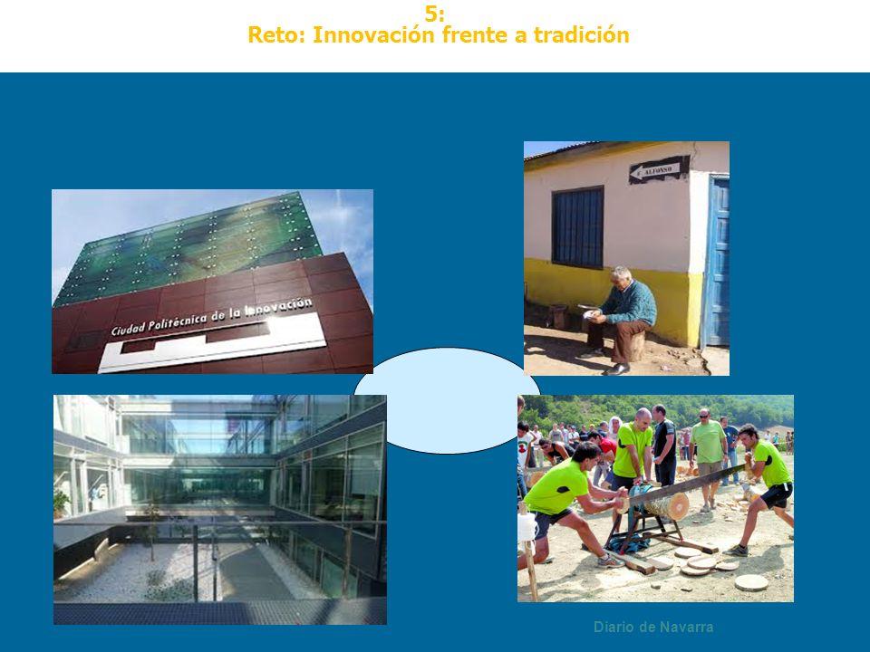 5: Reto: Innovación frente a tradición