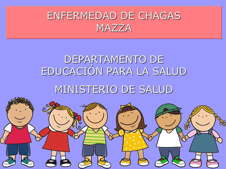 ENFERMEDAD DE CHAGAS MAZZA