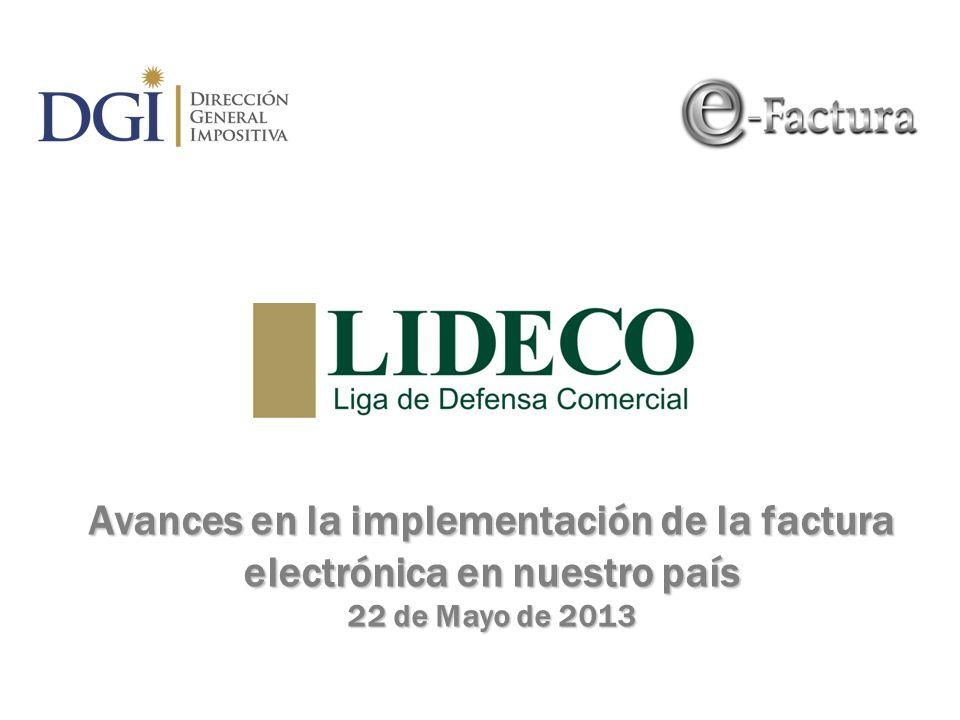 Avances en la implementación de la factura electrónica en nuestro país