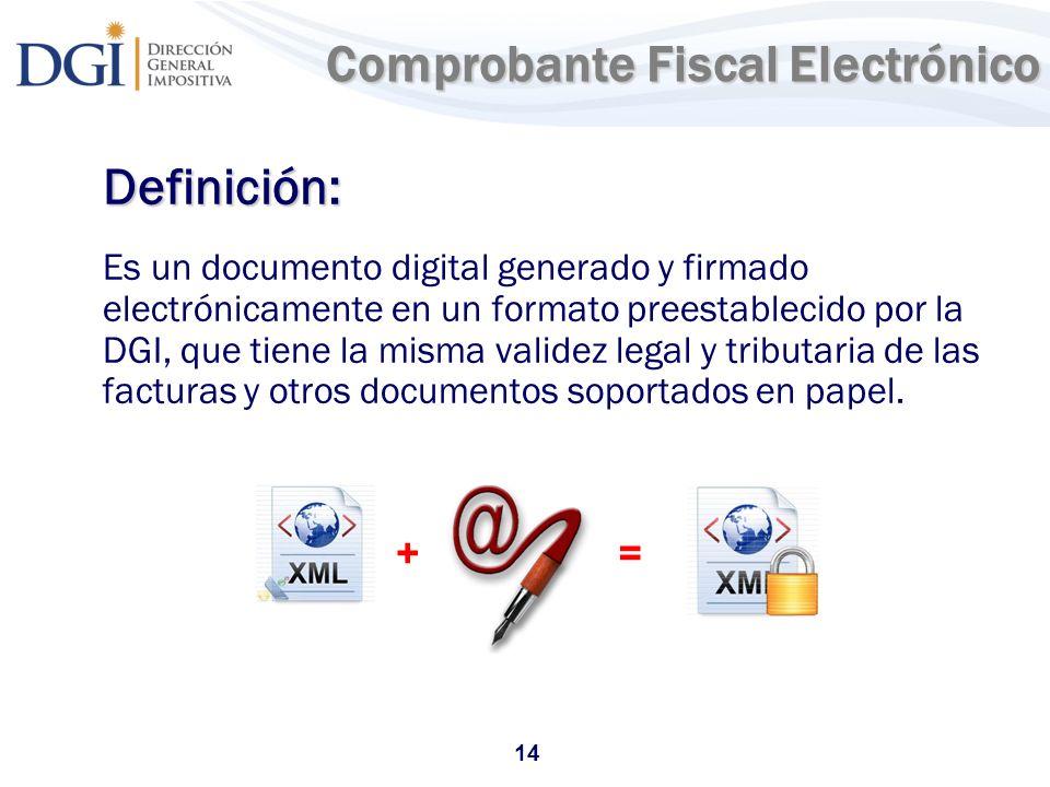 Comprobante Fiscal Electrónico