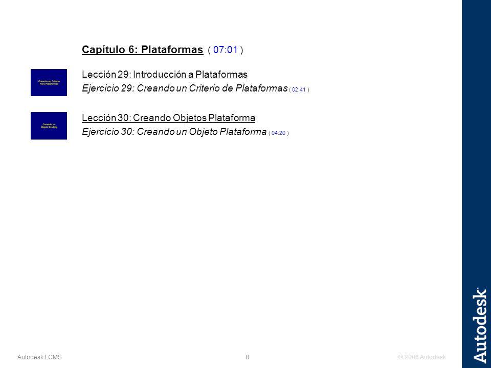 Capítulo 6: Plataformas ( 07:01 )