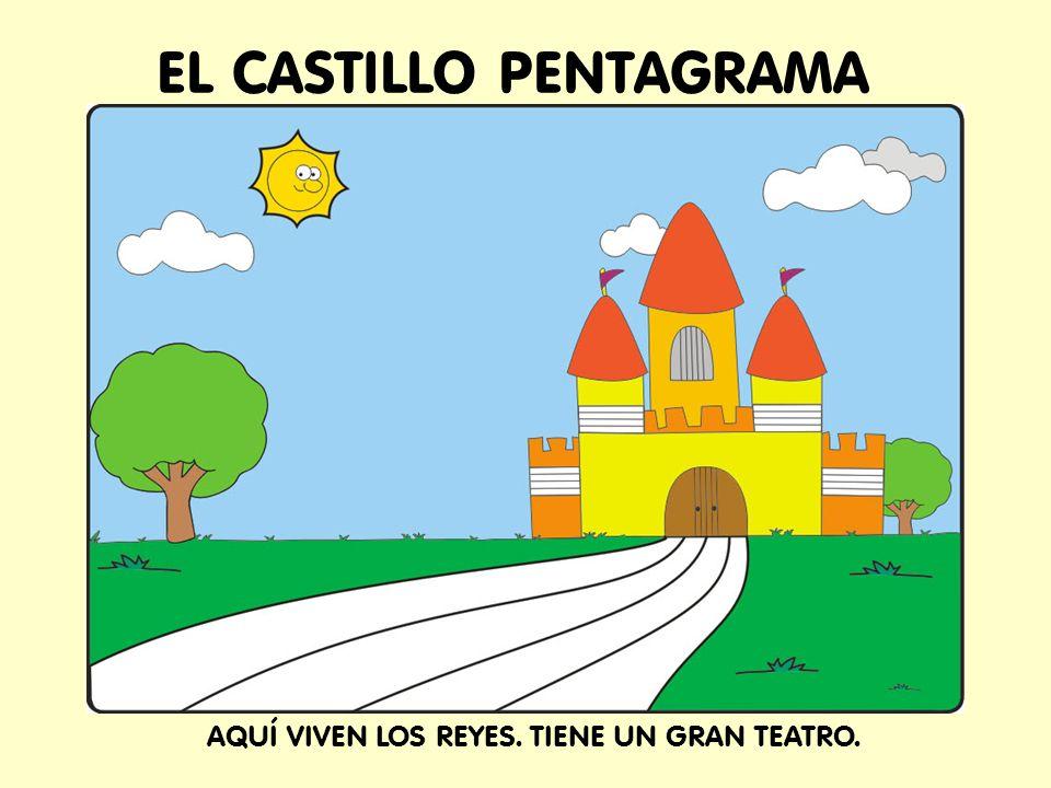 EL CASTILLO PENTAGRAMA